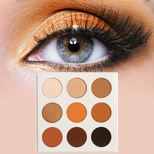 Custom Waterproof Shimmer Eye Shadow