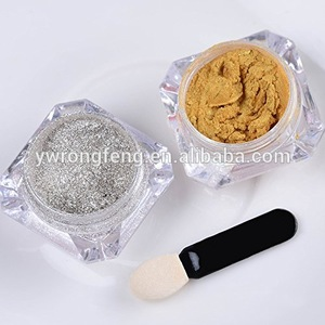 faceshowes mirror effect mirror colored acrylic nail powder
