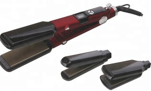 Fast MCH Heater Ceramic Hair Straightener Iron