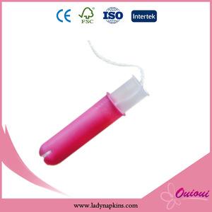 Feminine Hygiene product chinese herbal wholesale organic tampons