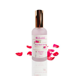 Private Label Natural Moisturizing Skin Toner Rose Water Body Spray