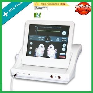 Salon professional Face anti-wrinkle ultrasonic hifu machine MSLHF02 for sale