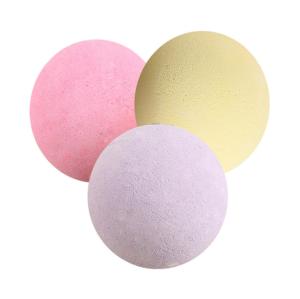 Salt Body Bath Ball Essential Oil Natural Ease Relax Stress Relief Body Skin Whitening Shower Bath Bombs