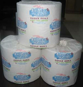 Vigin Wood pulp Toilet Roll paper