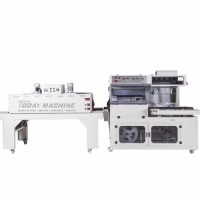FQL-450 L Sealing Liquid Shrink Wrapping Machine