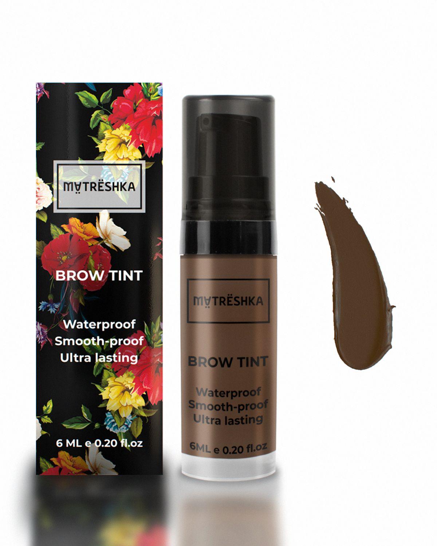 Waterproof Brow Tint – Brown Color
