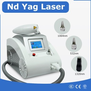 2000mj Nd yag laser tattoo removal machine price with CE approved