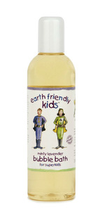 Earth Friendly Kids Minty Lavender Bubble Bath 250ml