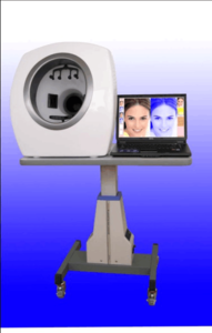 High Quality Skin Analyser For Face