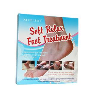 Magic Peeling Off Foot Mask Heel Care Product
