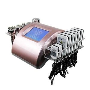Magic Plus B0111  6 in 1 Vacuum  40K Cavitation RF Slim Equipment For Shape