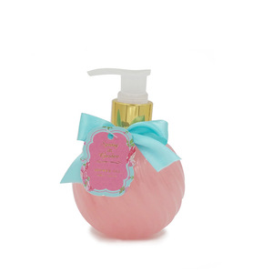new design 225ml cirtus peony foam bubble bath