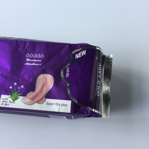 OEM 240mm/300mm Day/Night Use Sanitary Napkin for Pakistan Market