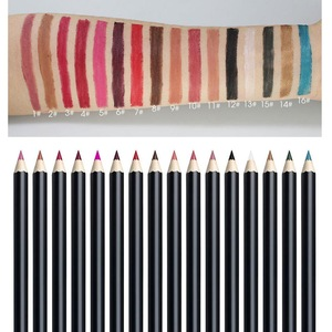 Private Label Long Lasting Cosmetics Lipliner Pencil Kissproof Lip Liner