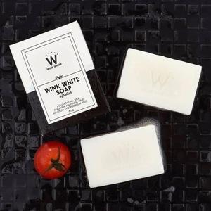 Wink White Thailand  Best Skin Whitening Bath Soap 80 G (Gluta Pure Soap)