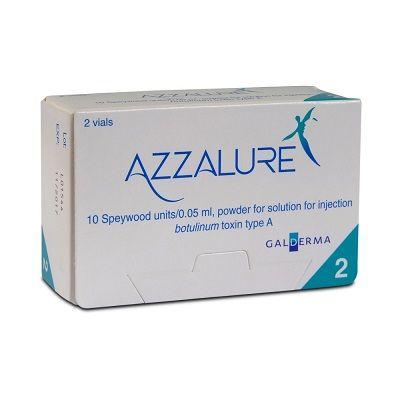 Azzalure  (2×125 IU)