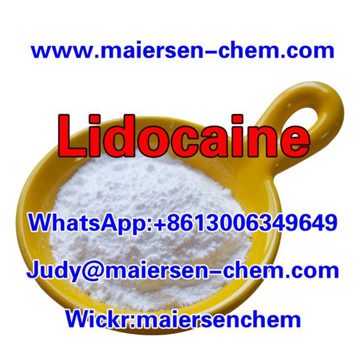 Cas 73-78-9, Lidocaine powder
