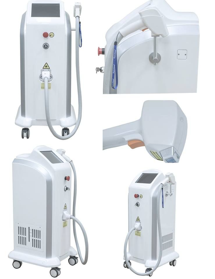 China Best Laser Hair Removal Machine Diode Laser with FDA certification