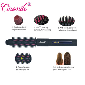 2018 Professional Ceramic Infrared Ionic Hair Curler Best Price Korean Curling Iron Electric Rotating Hair Curler