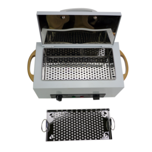 300 W Metal Nail Equipment Sterilizer For Manicure Shops , 50-200 Degree Temperature