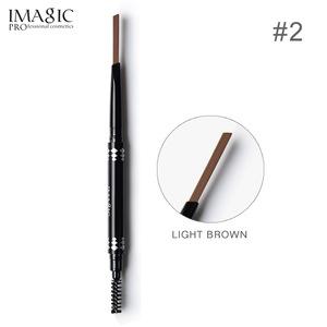 Attractive Fashion eyebrow pencil in spanish eyebrow pencil hypoallergenic eyebrow pencil highlighter
