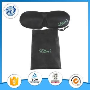 Comfortable extra soft 3d model sleeping eye mask