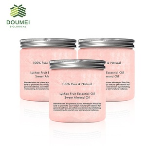 GMPC Factory 100% Natural Sea Salt Body Scrub