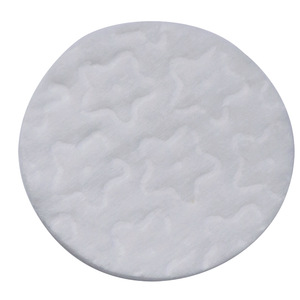 Healthcare Skin Cleaning Disposable Dressing Cotton Pads for Periods