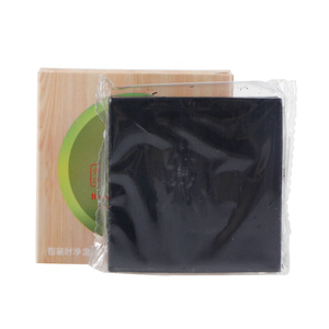 Hot sale special black bamboo charcoal soap