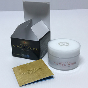 Original and effective skin care Angel Aube with halal authentication made in japan