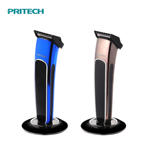 PRITECH Portable Rechargeable Electric Hair Trimmer Clipper