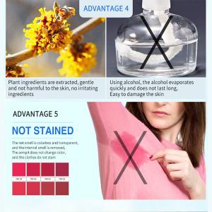Wholesale Body Spray Perfume Underarm Natural Degree Antiperspirant Deodorant Spray