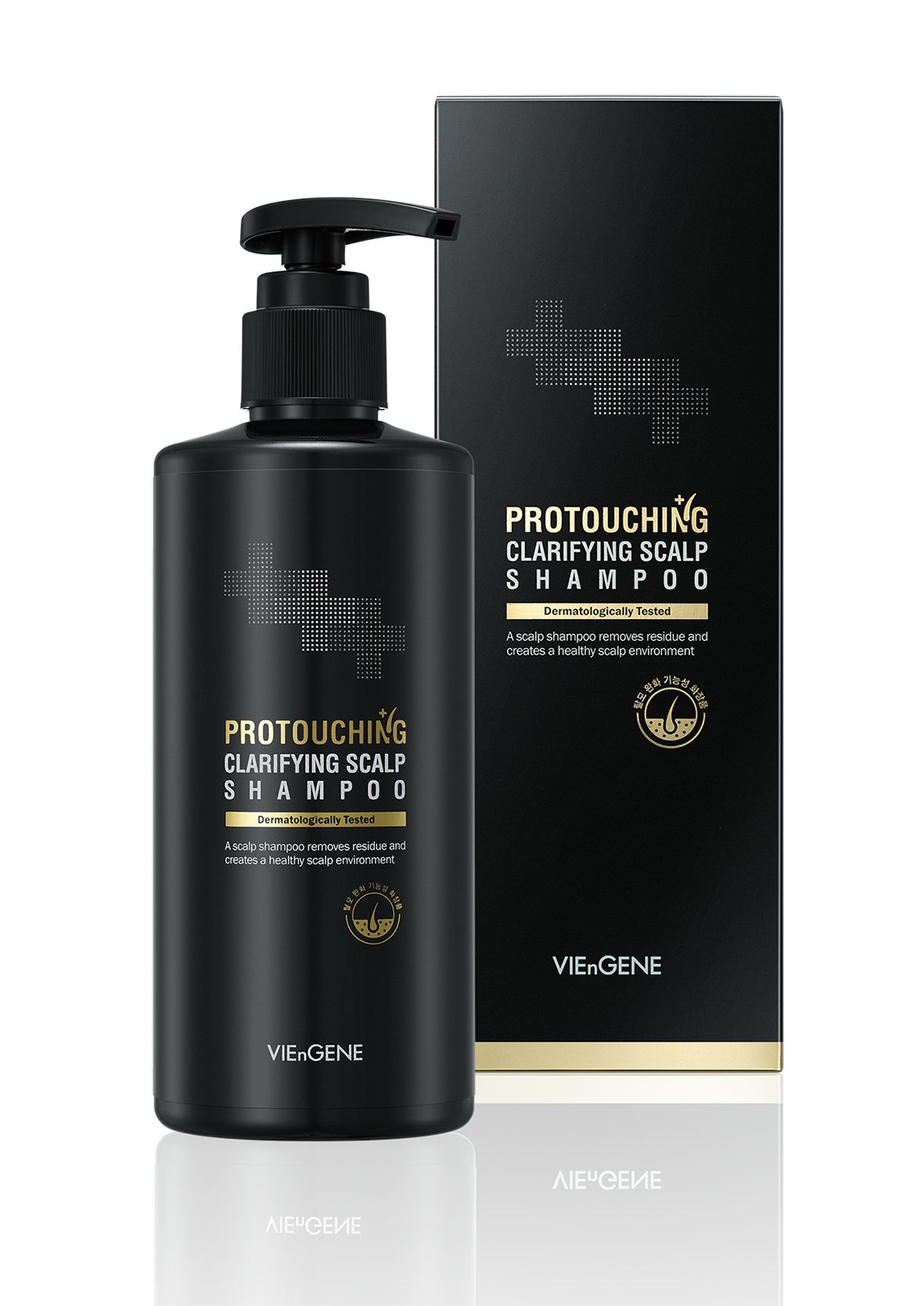 VIEnGENE Protouching Clarifying Scalp Shampoo 250ml