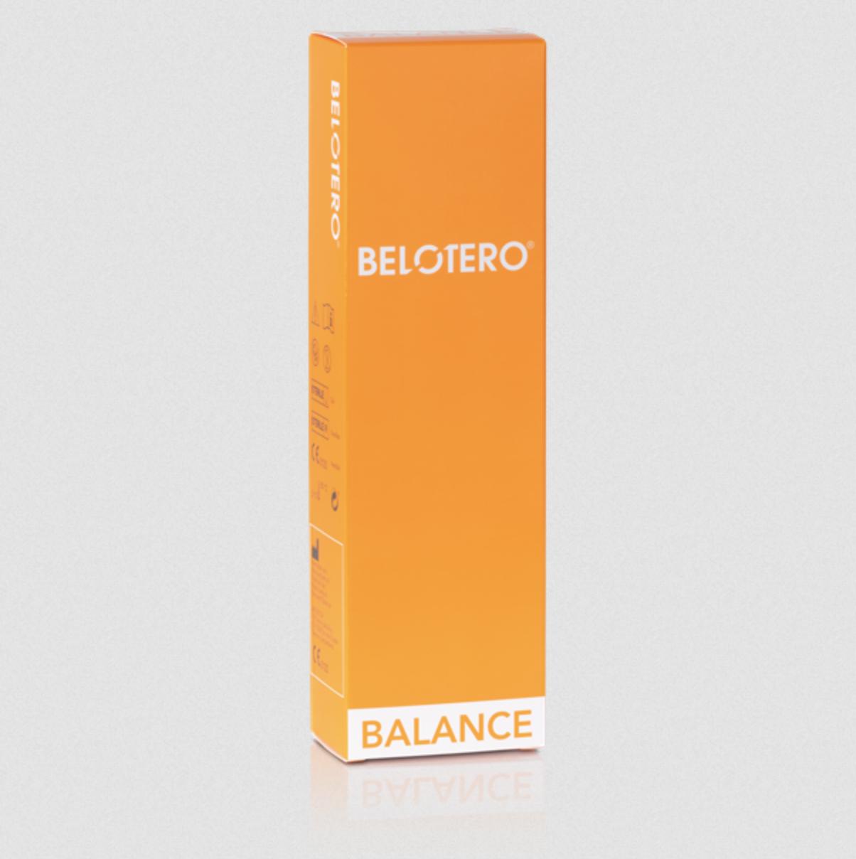 BELOTERO Product Range