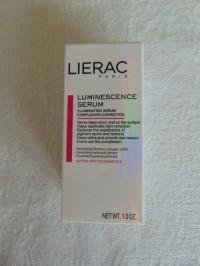 LIERAC LUMINESCENCE SERUM COMPLEXION CORRECTOR 30 ml