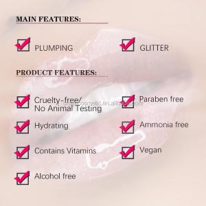 A457 Lipgloss private label high quality lip gloss vendor  lip plumping lip gloss