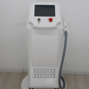 Choose best effective hair removal 808nm stationary diode laser beauty equipment