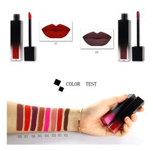 Factory 8 lipstick matte lip stick private label glossy lipstick vendor