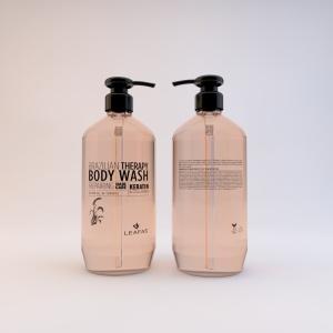 hot sale superior quality  Private Label Body Repairing Body Wash  GMPC Certificate customized logo body wash 1000ML