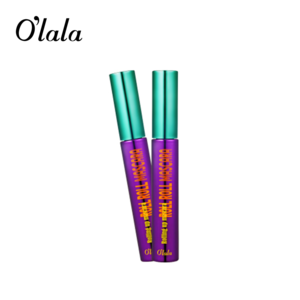 Korean Best Makeup Cosmetic Mascara for curls lashed and extreme volume, voluminous and lightweight
