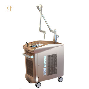 New laser tatoo removal/q switch laser for tattoo removal machine, Laser Beauty Equipment