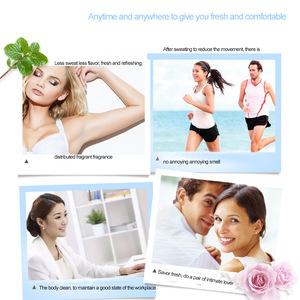 OEM Fresh best body spray deodorant for women and men