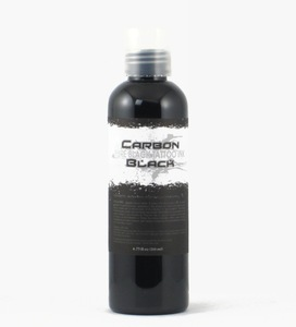 Pure Carbon Black tattoo ink