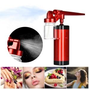 System Nail Manicure Air Brush Cake Decorating Brush Tattoo Craft 0.03mm Nozzle Compressor Spray Gun Beauty Airbrush
