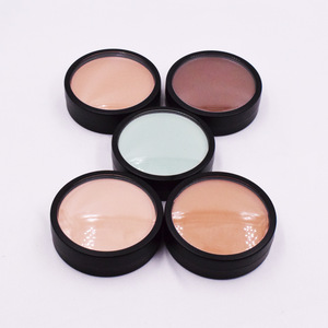 Wholesale Custom Cosmetic Concealer Cream High Coverage Long Lasting Good Quality Concealer