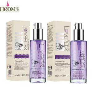 Wholesale LOVEPLEX 50ml Platinum Blonde Hair  Morroco Argan Oil Hair Care Serum