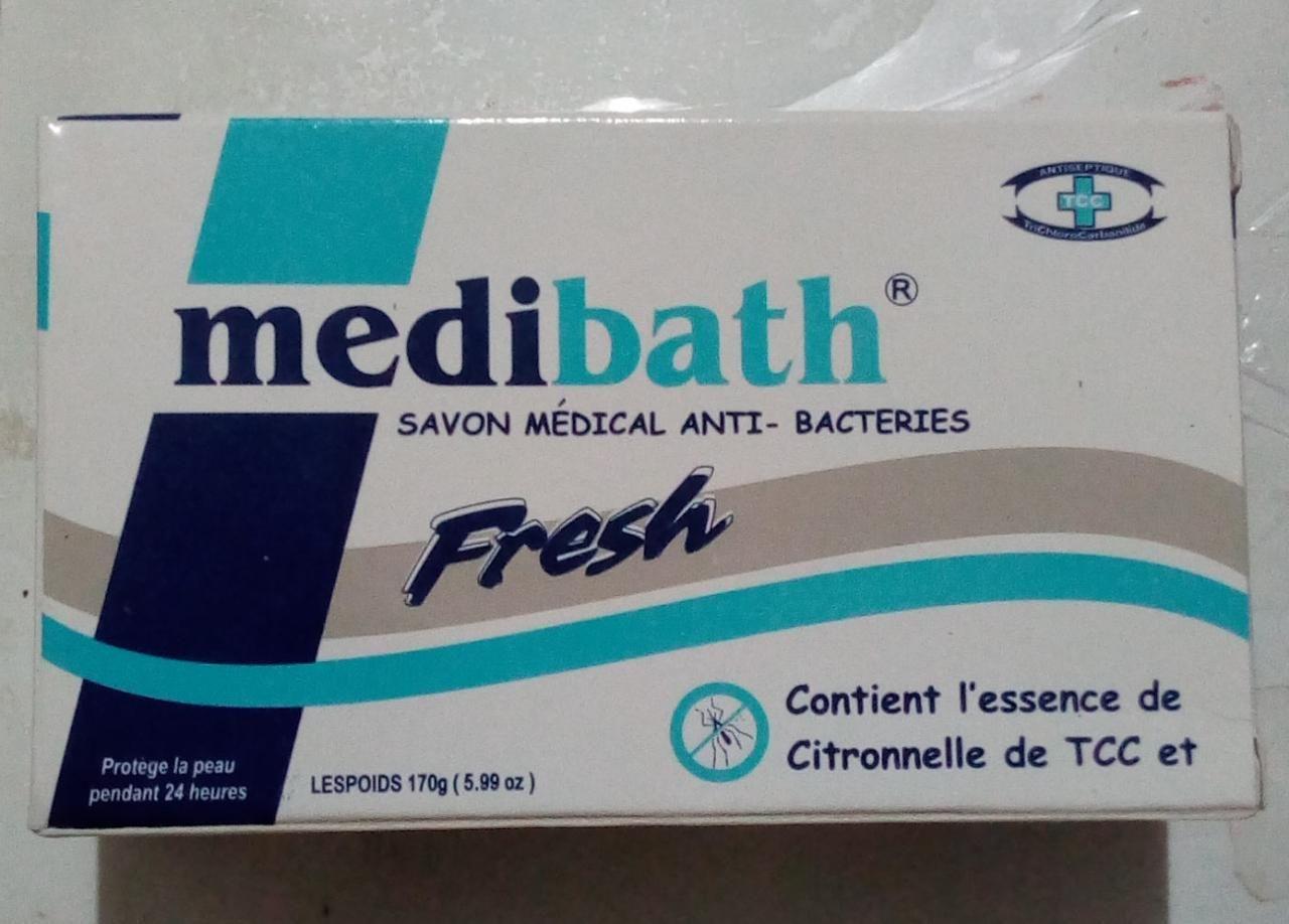 MEDIBATH  SOAP - 170 gr