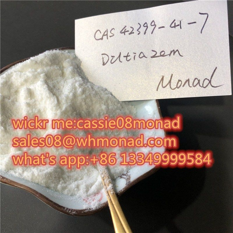 China factory source CAS 42399-41-7 Diltiazem hcl powder