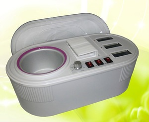 Au-8327A paraffin wax heater equipment for Hand caring & Feet caring & Face caring