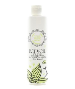 Body Oil For Scars And Stretch Marks For Women After Childbirth - 250 ml. 100% Natural. Private Label Available. Made In EU